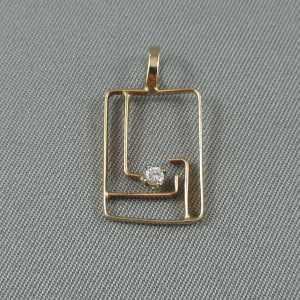 Pendentif diamant 10k or jaune B5689-1.jpg