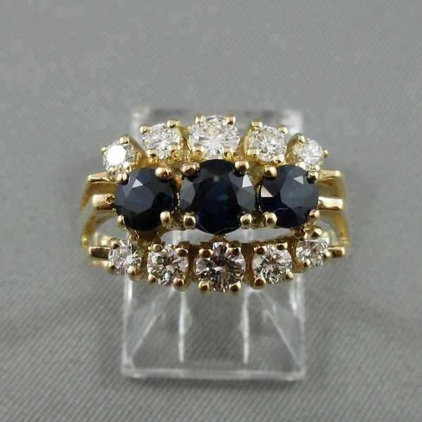 bague Saphirs bleus et diamants, 18K or jaune B6055-1.jpg