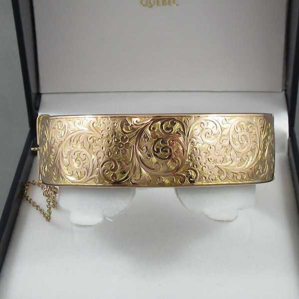 Bracelet, 9K rose, C3126-1
