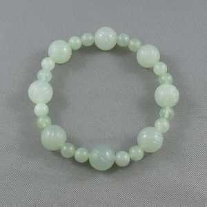 Bracelet, Jadéite, B6076-1