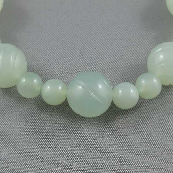 Bracelet, Jadéite, B6076-2