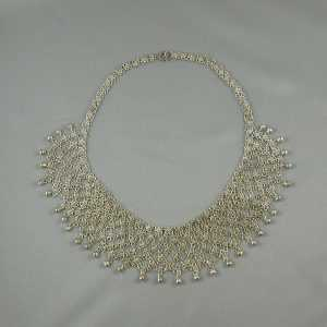 Collier inspiration indienne, B6298-1