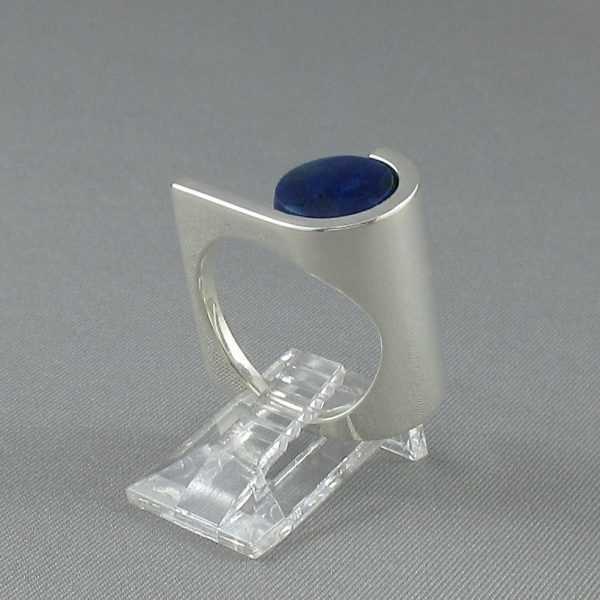 Bague Lapis-Lazuli, B6387-2