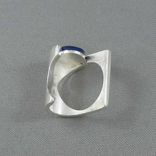Bague Lapis-Lazuli, B6387-5