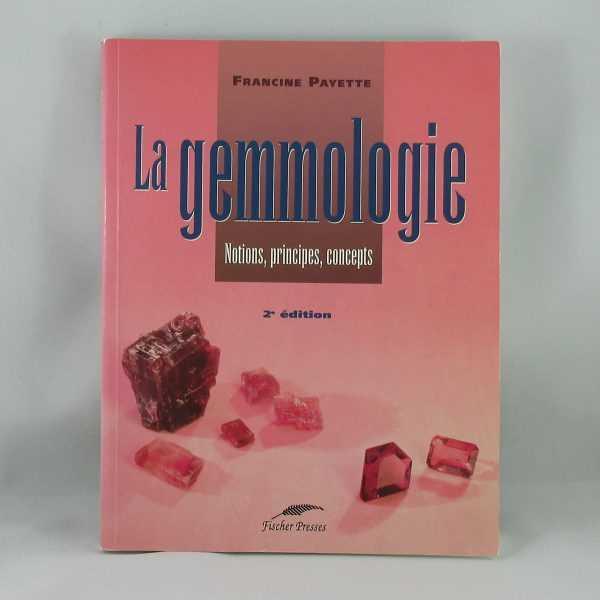 La gemmologie - d'occasion 01