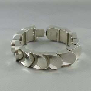 Bracelet, inspiration Art Rétro, B6729-1