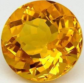 citrine pierre