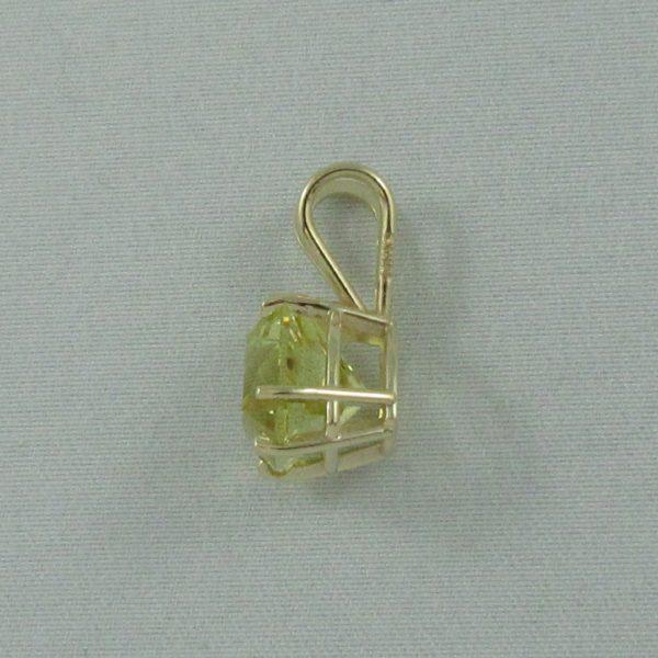 Pendentif Héliodore, 14K jaune, B6857-2