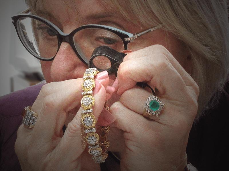 Estimation de bijoux