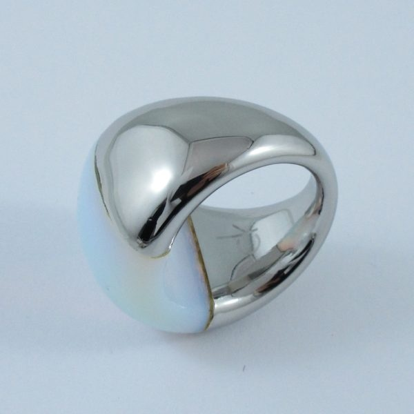 CK bague 'Ellipse', B6904-3