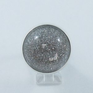 Bague Baccart 'B in love', argent, B6913-1