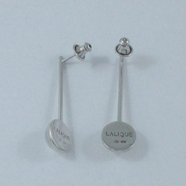 LALIQUE pendants d'oreilles, B6926-2
