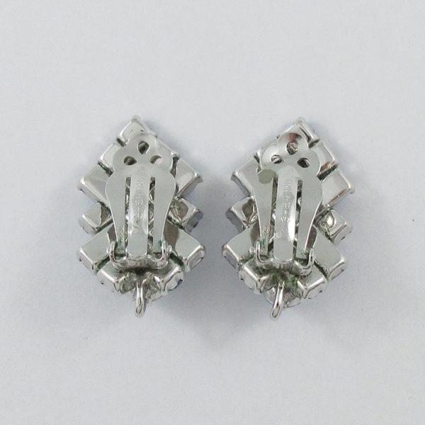 Sherman, ensemble (broche et boucles d'oreilles), B6956-5