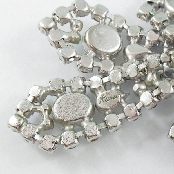 Karu, ensemble (collier et boucles d'oreilles), B7080-6