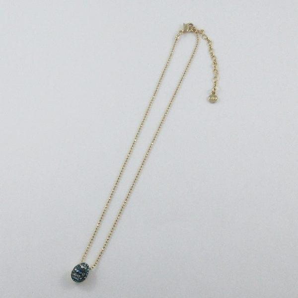 SWAROVSKI ensemble (pendentif, chaîne et boucles d'oreilles), B7083-3