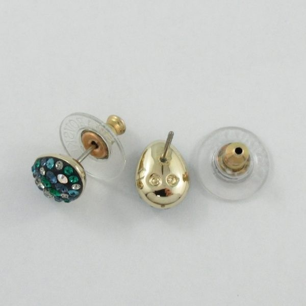 SWAROVSKI ensemble (pendentif, chaîne et boucles d'oreilles), B7083-7