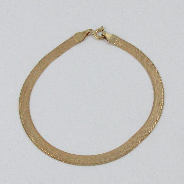 Bracelet, 9K jaune, B7056-3
