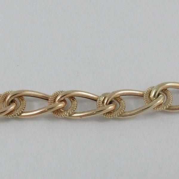 Bracelet, 10K jaune, B7099-2