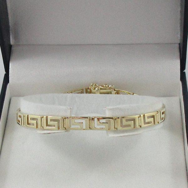 Bracelet, 14K jaune, B7141-1
