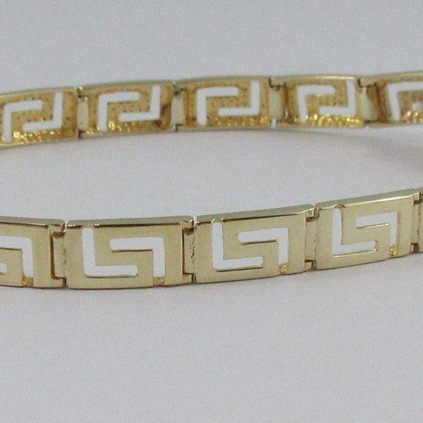 Bracelet, 14K jaune, B7141-3