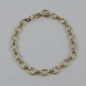 Bracelet, 10K jaune, B7174-1