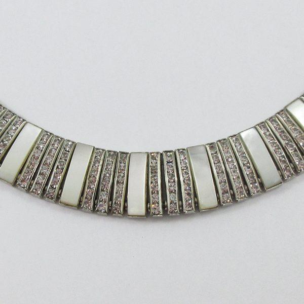 Doso, ensemble (collier, bracelet et boucles d'oreilles), B7181-3