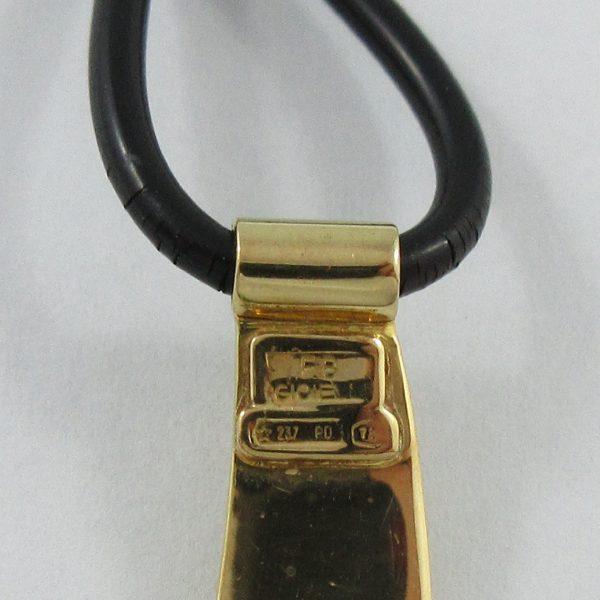 Collier, F.B.GIOIELLI, 18K jaune, B7193-3