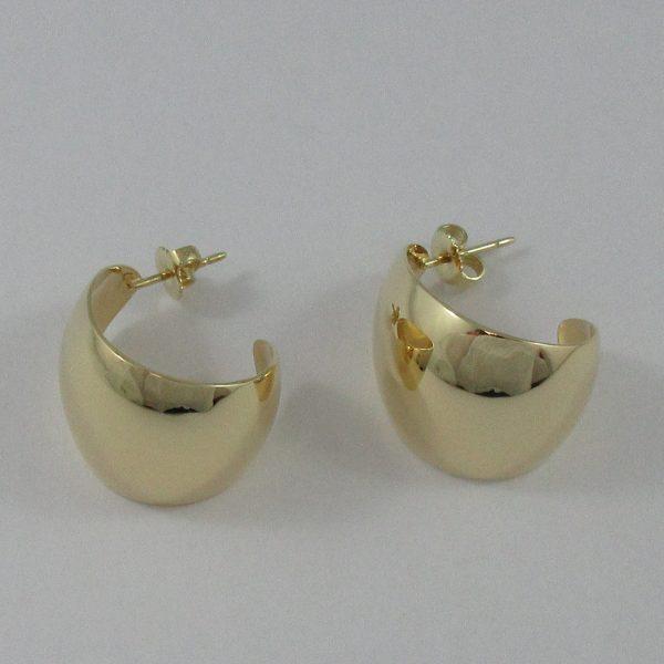 Boucles d'oreilles, BIRKS, 18K jaune, B7210-3
